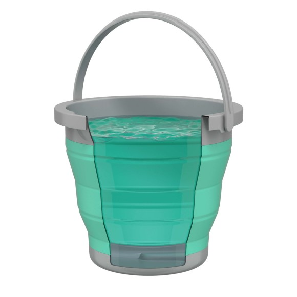 BALDE RETRATIL 5,0L SILICONE